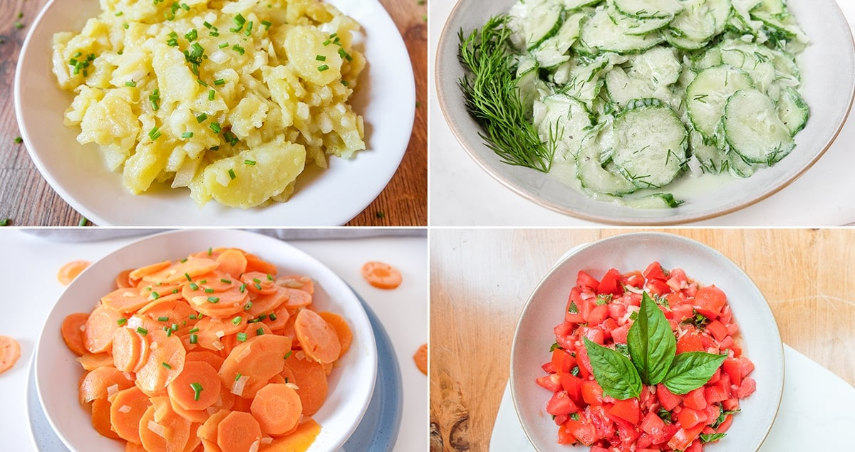 4+ Classic German Salad Recipes | Recipes From Europe